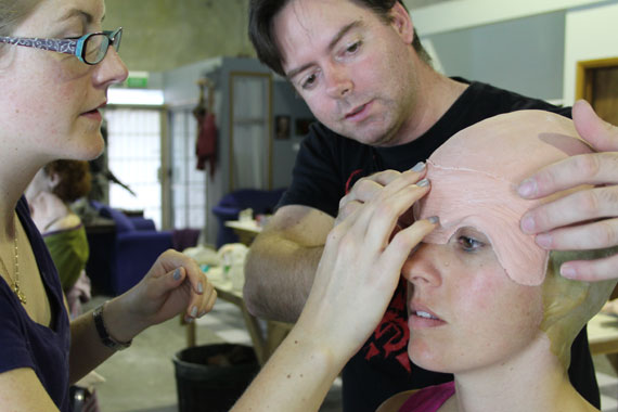 makeup effects course