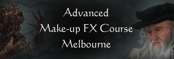 Advanced Make-up FX Course Melbourne
