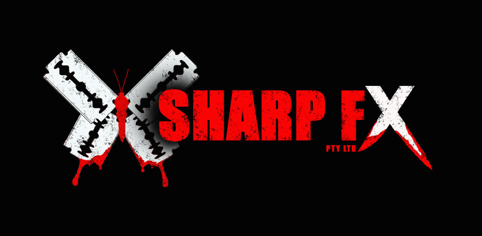 SHARP FX Makeup Effects Studio New Look
