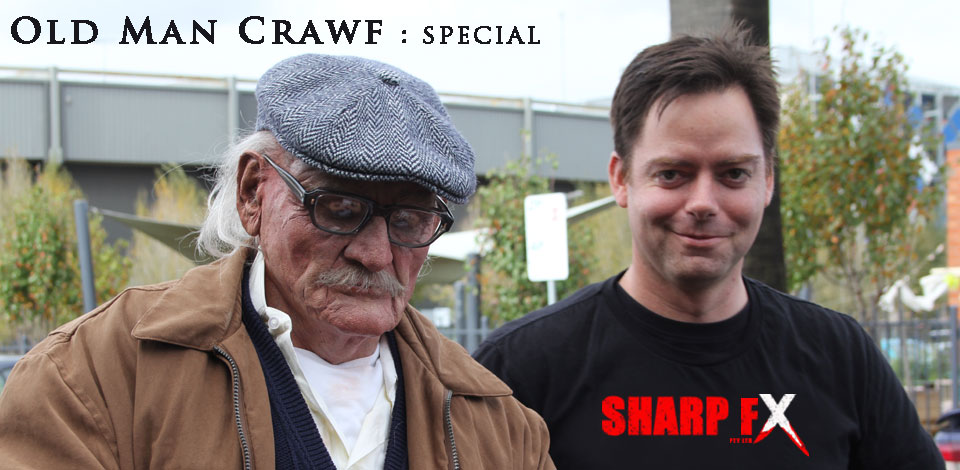 Old Man Crawf Special – Footy Show Presents Old Man Crawf