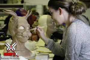 Adelaide makeup FX course
