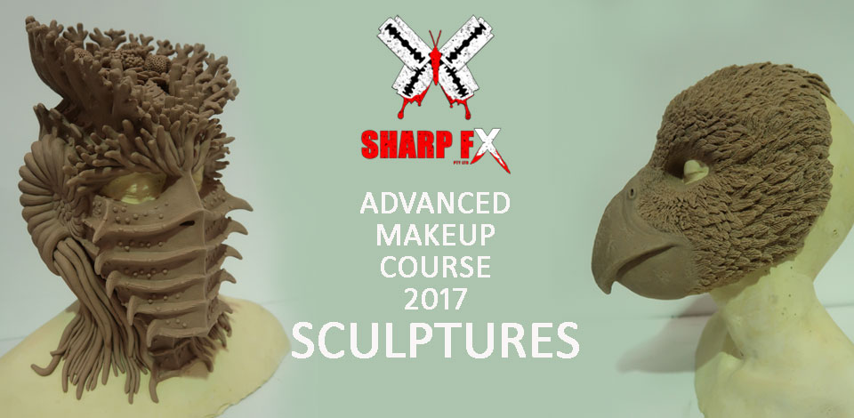 2017 Advanced Makeup Effects Sculpture Course