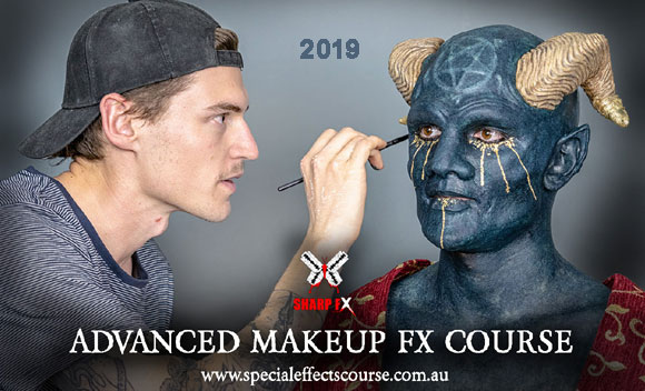 Advanced Makeup FX Course 2019
